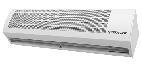 Электрическая тепловая завеса  9 кВт Тропик T209E10