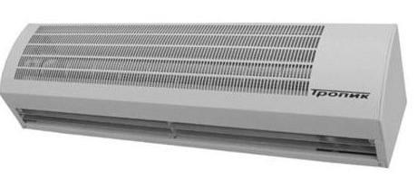Электрическая тепловая завеса  9 кВт Тропик Т309Е15