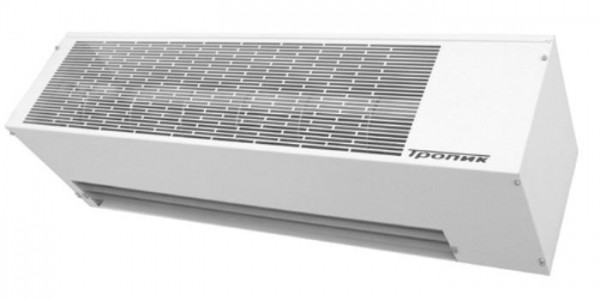 Электрическая тепловая завеса  9 кВт Тропик Х409Е10