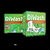 Таблетки для посудомоечных машин DiWash 60 шт.