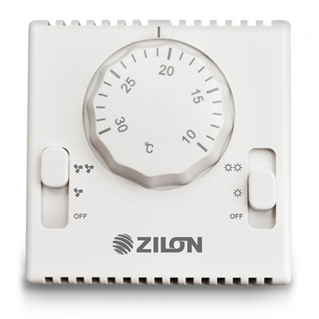 Водяная тепловая завеса Zilon ZVV-2W40 2.0 - фото 2