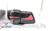 Задние фонари на Toyota Fortuner 2012-15 Black color LC200 style