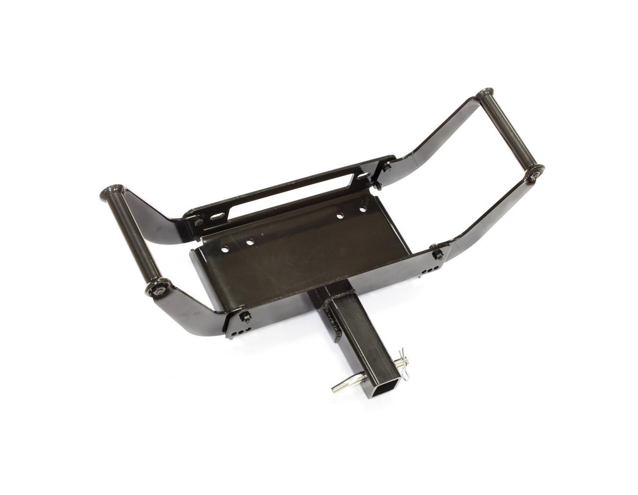 Приспособление стальное (корзина) для переноски и быстрой установки лебедки