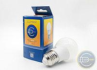 Светодиодная лампа LED ЛЕД модель A50 цоколь Е27 8W