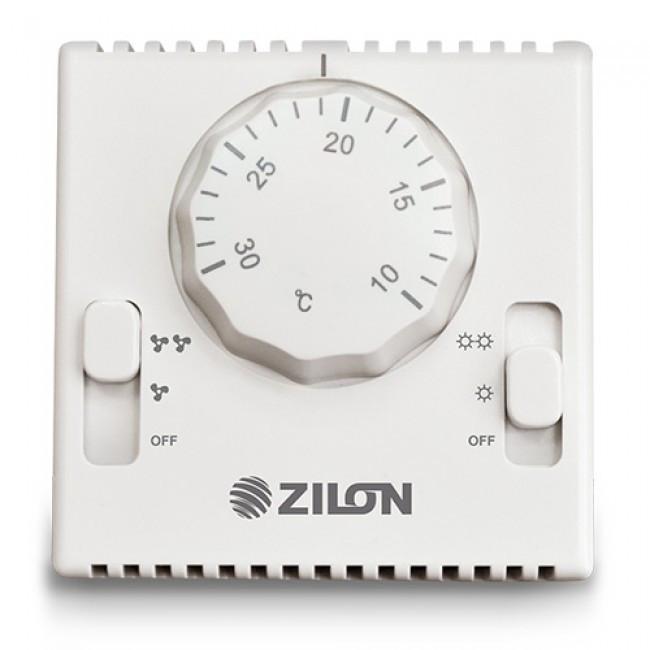 Водяная тепловая завеса Zilon ZVV-2W25 2.0 - фото 2