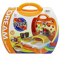 Пиццерия(в чемоданчике) 26 предметов., фото 1
