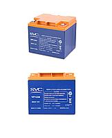 Аккумуляторная батарея SVC 12В 38 Ач