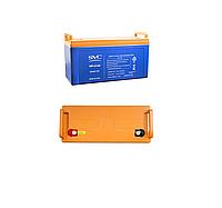 Аккумуляторная батарея SVC 12В 100 Ач, фото 1
