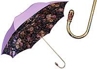 Женский зонт ручной работы. Производство Италия.