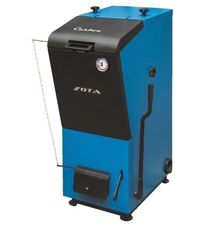 Твердотопливный котел 20 кВт Zota Carbon 20