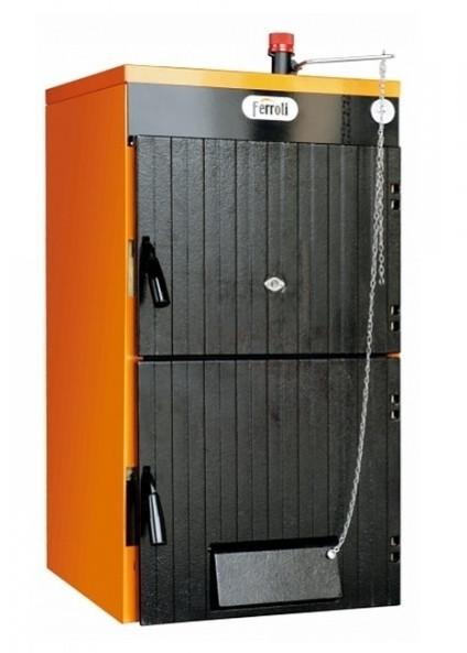 Твердотопливный котел 20 кВт Ferroli SF 6