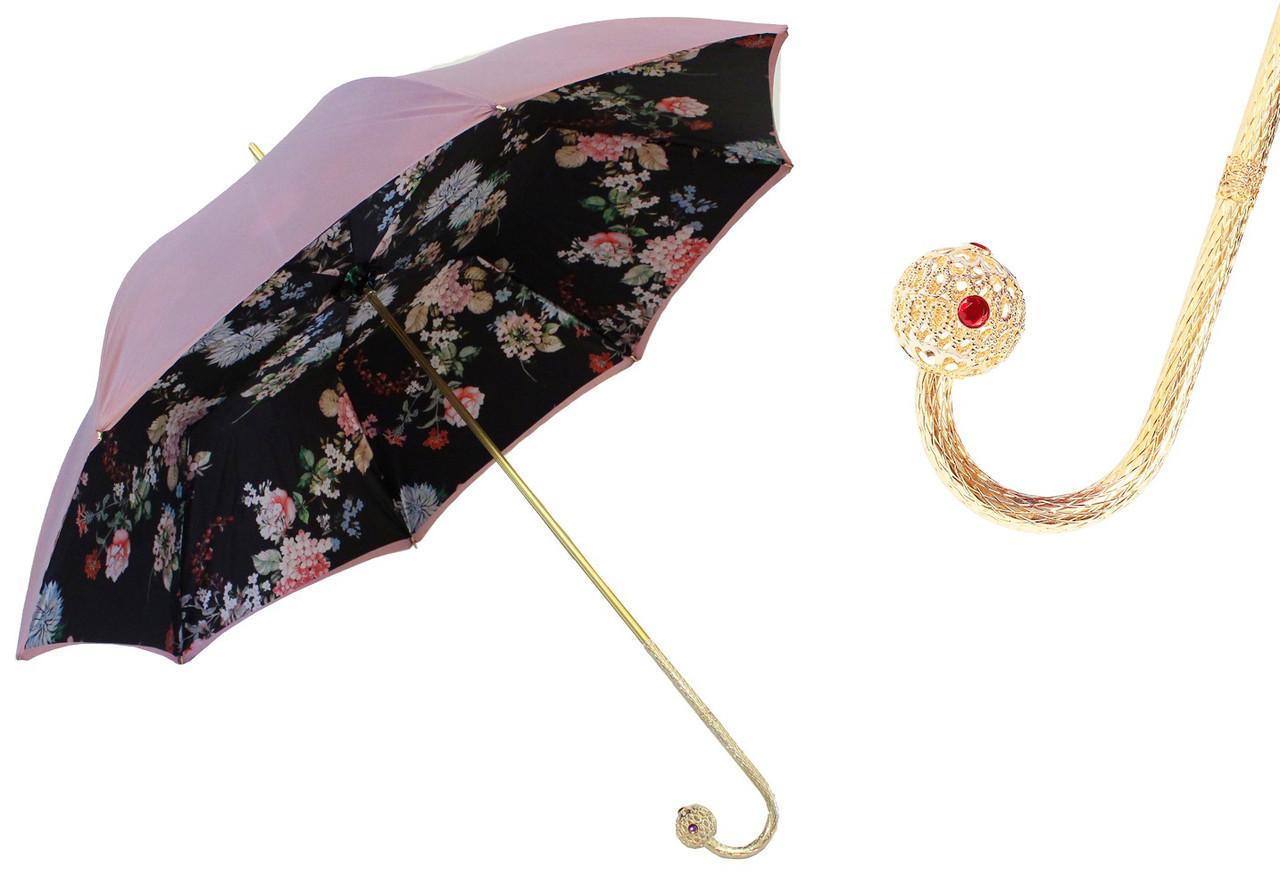 Зонт женский Ametista. Италия, ручная работа