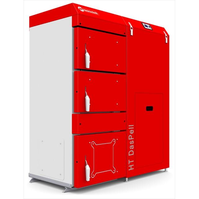 Твердотопливный котел 30 кВт Heiztechnik HT Daspell 35 кВт (Станд.горелка)