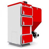 Твердотопливный котел 30 кВт Heiztechnik Q Eko / Q Bio 35 кВт (Станд.горелка) , фото 1