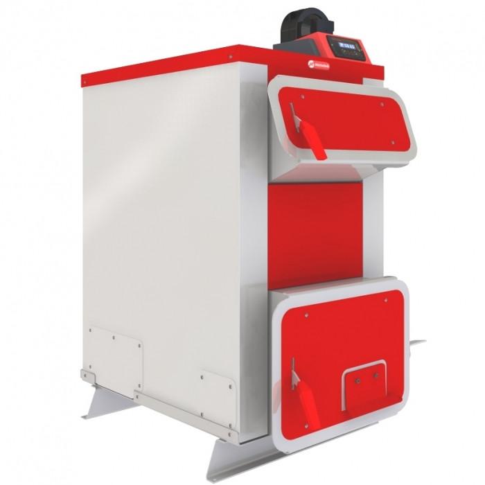 Твердотопливный котел 30 кВт Heiztechnik Q Optima Plus 30 кВт