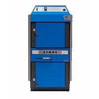 Твердотопливный котел 30 кВт Атмос D 30 , фото 1