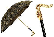 Элитный мужской зонт ручной работы. Производство Италия