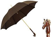 Зонт мужской Pasotti. Производство Италия, ручная работа