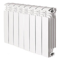 Алюминиевый радиатор Global Iseo 500 8 секц.