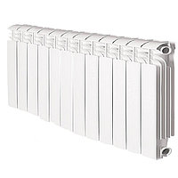 Алюминиевый радиатор Global Iseo 500 12 секц.