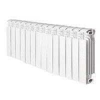 Алюминиевый радиатор Global Iseo 500 14 секц.