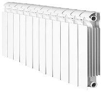 Биметаллический радиатор Global Style Plus 350 12 секц.