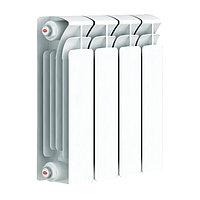 Биметаллический радиатор Rifar Base 500 4 секц.