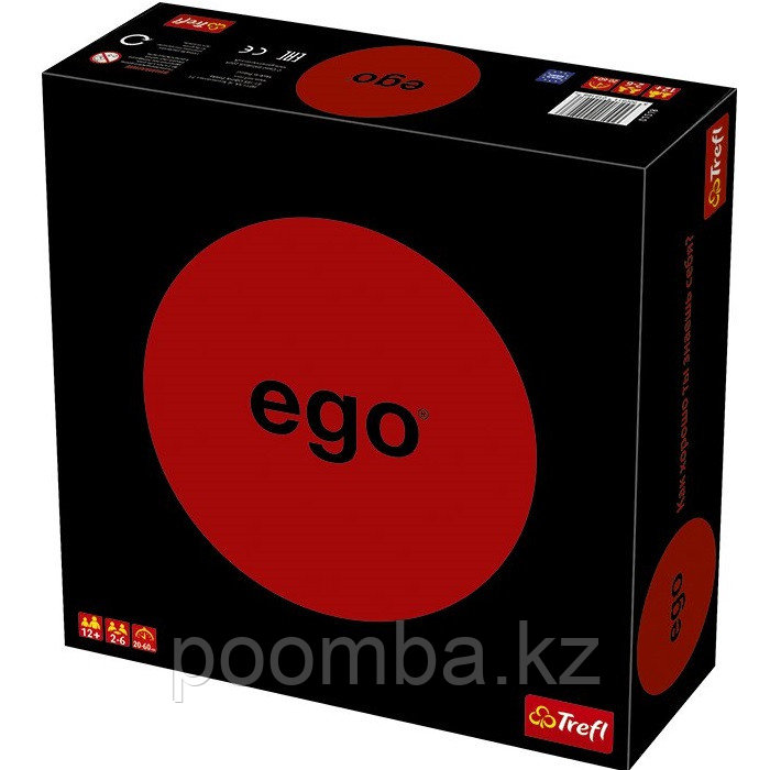 Настольная игра Ego