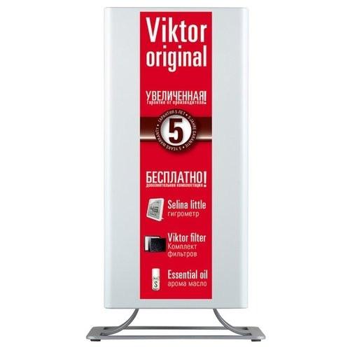Очиститель воздуха со сменными фильтрами Stadler Form V-008 Viktor Original White