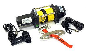 Лебедка электрическая ATV и SUV СТОКРАТ QX 4.5 SL, 12V, 1.8 h.p. с удлиненным стальным барабаном.