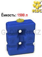 Резервуар на 1500 л (Казахстан)