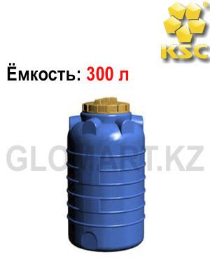 Цилиндрическая емкость на 300 л