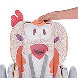 Chicco: Стульчик для кормления Polly 2 Start Fancy Chicken 1021543, фото 6