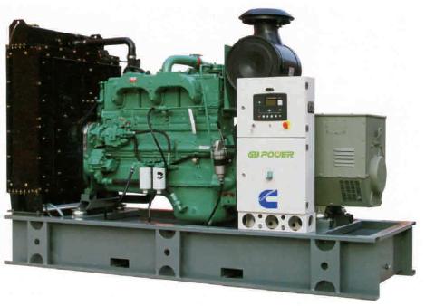 Генераторная установка CUMMINS 1-60 Гц