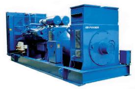 Высоковольтная генераторная установка