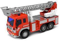 Детская музыкальная игрушка пожарная машина Wenyi