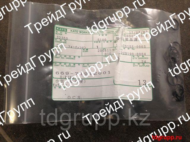 Резиновые уплотнения поворотного коллектора 669-74800001 HD1023