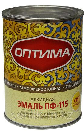 ОПТИМА ПФ -115 БЕЛАЯ 0,9 КГ, фото 2