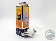 Светодиодная LED лампа C37/SD 4,2W Е14 Лед Экосвет