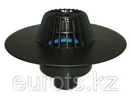 HL62F Воронка с листвоуловителем, с теплоизоляцией, для FPO-мембран, с вертикальным выпуском