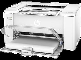 Принтер HP Europe LaserJet Pro M102w /A4  600x600 dpi 22 ppm 128 Mb  USB/WiFI / Tray 150 +10 / Cycle 10000 p