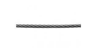 Трос металлический DIN 3055