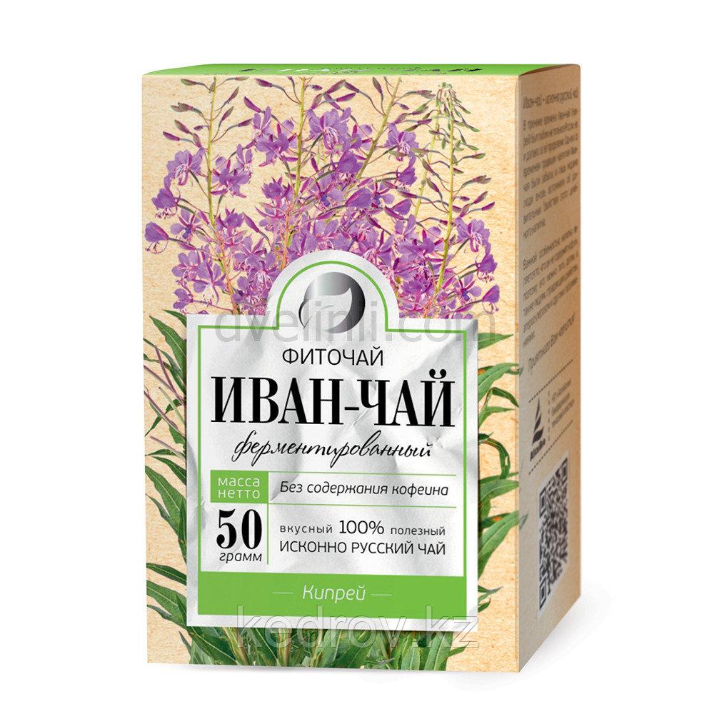 """Чайный напиток Фиточай """"Иван-чай"""" ферментированный, 50г"""