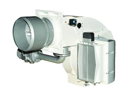 "Газовая горелка ELCO EK-EVO 6.2400 g-e/bt3 kn до 2650 кВт, (с газовой рампой 1"" 1/2), фото 2"