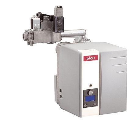 """Двухтопливная горелка ELCO VECTRON vgl 2.120 kl, до 120 кВт, (дизель/газ + газовая рампа d 3/4""""), фото 2"""