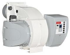 """Двухтопливная горелка ELCO EK-EVO 6.2400 GL-E KN, до 2230 кВт, (дизель/газ + газовая рампа 1""""1/2)"""