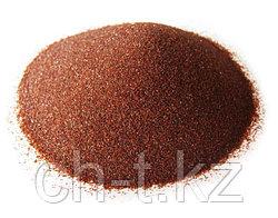 Гранатовый абразивный песок