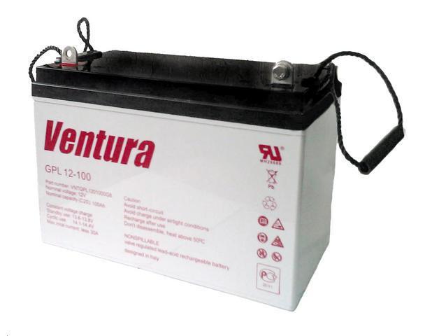 Аккумулятор для солнечной системы Ventura GPL 12 V-100 A
