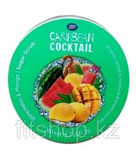 Скраб для тела с ароматом микса манго и арбуза от Boots.