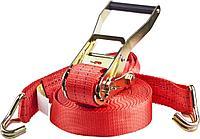 """Ремень STAYER """"PROFESSIONAL"""" для крепления груза, ширина ленты 50мм, нагрузка до 3000кг, длина 10м"""